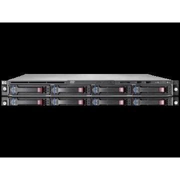 Hp Proliant DL160 G6, 2 x Intel Xeon E5530 Quad Core, 2.4Ghz, 16Gb DDR3 ECC, 2 x 1Tb SATA, OnBoard RAID Servere second hand