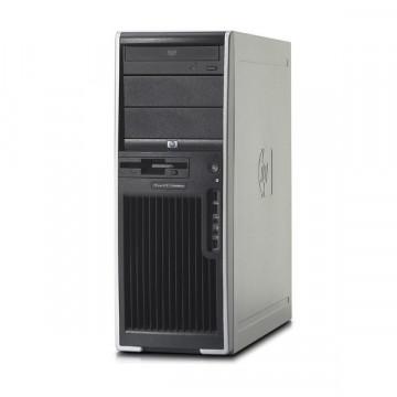Hp Workstation XW4400, Intel Core 2 Duo E6400, 2.13Ghz, 2Gb RAM, 160 Gb HDD, DVD-RW Calculatoare Second Hand