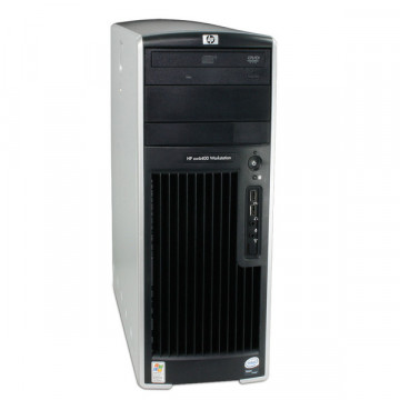 Hp Workstation xw6400, Intel Xeon Dual Core 5160, 3Ghz, 4Gb RAM, 160 Gb HDD Calculatoare Second Hand