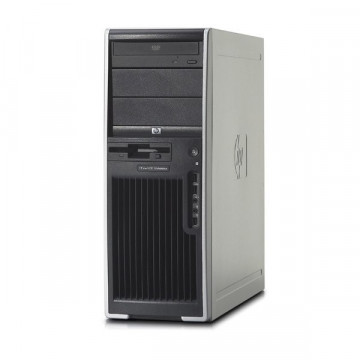 HP wx4400 Workstation, Core 2 Duo E6600, 2.4Ghz, 2Gb, 250Gb, DVD-RW Calculatoare Second Hand