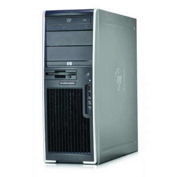 Hp xw4550 Workstation, AMD Opteron Dual Core 1216, 2.4Ghz, 2Gb, 250Gb HDD, DVD-RW Calculatoare Second Hand