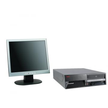 IBM M57 6072, Intel Core 2 Duo E6550, 2.33Ghz, 2Gb, 80Gb, Combo + LCD 17 inci