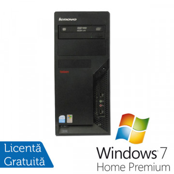 IBM MT-M 9265-8HG, Intel Pentium Dual Core E2160, 2Gb DDR2, 160Gb, DVD-RW + Win 7 Premium Calculatoare Refurbished