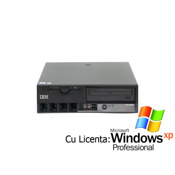 IBM Thinkcenter  SFF P4 3.2GHz, 1gb, 40 gb with XP Pro MAR pre-installed Calculatoare Second Hand
