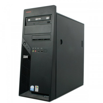 IBM ThinkCentre A51, Intel Pentium 4 3.0Ghz, 1Gb DDR2, 40Gb HDD, DVD-ROM Calculatoare Second Hand