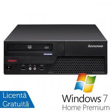 IBM ThinkCentre M58p, Intel Core 2 Duo E8400, 3.0Ghz, 2Gb DDR3, 160Gb HDD, DVD-RW + Win 7 Premium Calculatoare Refurbished