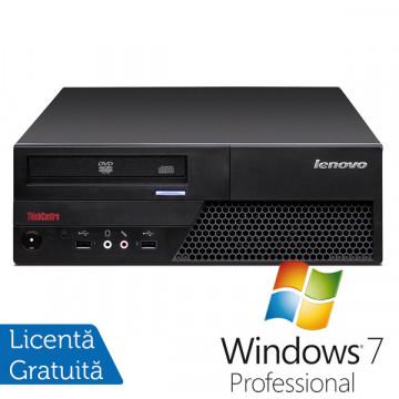 IBM ThinkCentre M58p, Intel Core 2 Duo E8400, 3.0Ghz, 2Gb DDR3, 160Gb HDD, DVD-RW + Win 7 Professional Calculatoare Refurbished