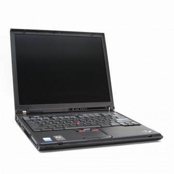 IBM ThinkPad T42, Pentium M Centrino 1.7Ghz,1gb, 40gb hdd, Combo Laptopuri Second Hand