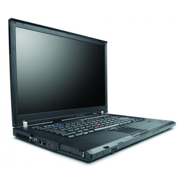IBM ThinkPad T60p , Intel Core Duo T7600, 2.33 Ghz, 2Gb DDR2, 100Gb HDD, Combo Laptopuri Second Hand
