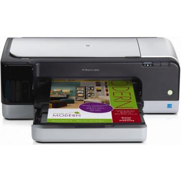Imprimanta A3 Color Hp OfficeJet K8600, 35 ppm, Rezolutie de printare color 4800 x 1200 dpi Imprimante Noi
