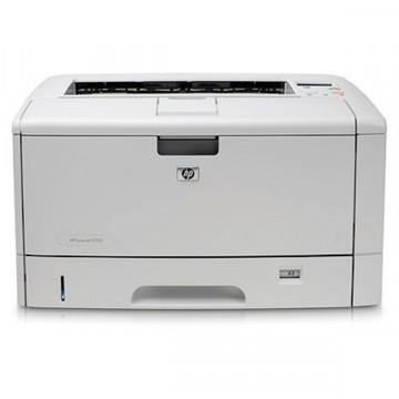 Imprimanta A3 HP LaserJet 5200DN, 35 ppm, monocrom, 1200 x 1200 dpi, Duplex, Retea Imprimante Second Hand