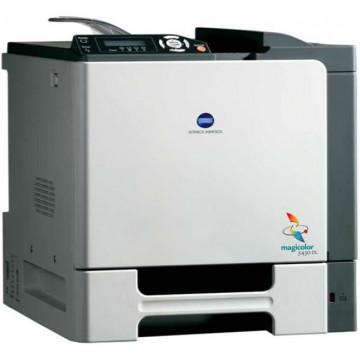 Imprimanta color Konica Minolta Magicolor 5430, 20 ppm  A4, 2,400 x 600 dpi Imprimante Second Hand