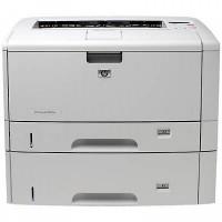 Imprimanta HP 5200TN, 35 PPM, Retea, USB, Parallel, 1200 x 1200, Laser, Monocrom, A3