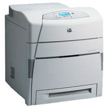 Imprimanta HP 5500dtn Color LaserJet A3, duplex, tower, network Imprimante Second Hand