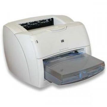 Imprimanta HP LaserJet 1200, 15 PPM, USB, LAN, 1200 x 1200 DPI, Monocrom Imprimante Second Hand