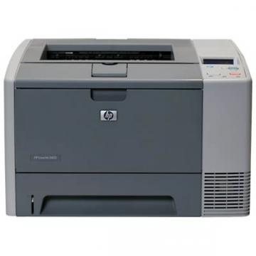 Imprimanta HP LaserJet 2430DN, 35 PPM, Duplex, Retea, USB, 1200 x 1200, Laser, Monocrom, A4 Imprimante Second Hand