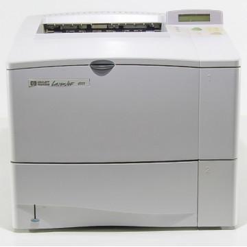 Imprimanta HP LaserJet 4000, 17 PPM, Parallel, 1200 x 1200 DPI, Monocrom, A4 Imprimante Second Hand