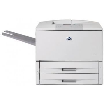 Imprimanta HP LaserJet 9040N, 40 PPM, Retea, Parallel, 600 x 600, Laser, Monocrom, A3 Imprimante Second Hand