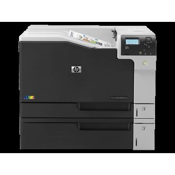 Imprimanta HP LaserJet Enterprise M750DN, 30 PPM, Duplex, Retea, USB, 600 x 600, Laser, Color, A3 Imprimante Second Hand