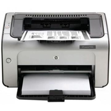 Imprimanta Hp LaserJet P1006, Monocrom, 17 ppm, 600 x 600 Imprimante Second Hand