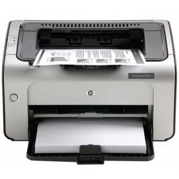 Imprimanta Hp LaserJet P1006, Monocrom, 17 ppm, 600 x 600, Lipsa Tava Hartie Imprimante Second Hand