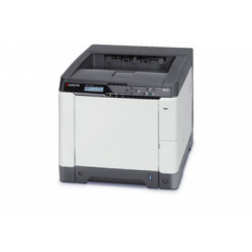 Imprimanta KYOCERA ECOSYS P6021cdn, 21 PPM, 600 x 600 DPI, USB, Retea, A4, Color Imprimante Second Hand