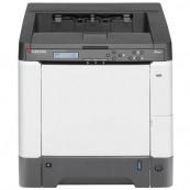 Imprimanta KYOCERA ECOSYS P6026cdn, 26 PPM, 600 x 600 DPI, Duplex, Retea, USB, A4, Color Imprimante Second Hand