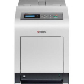Imprimanta KYOCERA FS-C5400DN, 35 ppm, Duplex, Retea, USB 2.0, USB Host, 600 x 600, Laser, Color, A4 Imprimante Second Hand