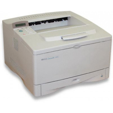 Imprimanta laser A3 HP 5000N, Monocrom, Retea Imprimante Second Hand