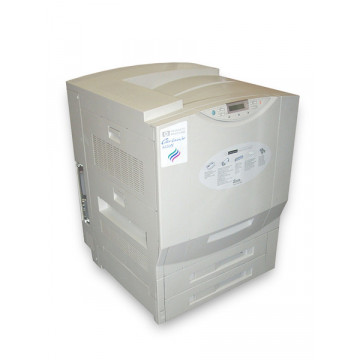 Imprimanta Laser A3 Hp Color LaserJet 8550n, 24 ppm, Retea, 600 x 600 dpi Imprimante Second Hand