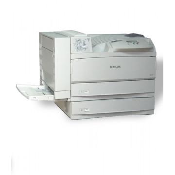 Imprimanta Laser A3 Lexmark W820, Monocrom, Duplex, Retea Imprimante Second Hand