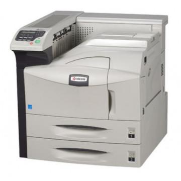 Imprimanta Laser A3 Monocrom, Kyocera FS-9100DN, Duplex, Retea, 36 ppm Imprimante Second Hand
