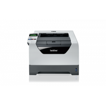 Imprimanta Laser BROTHER HL-5380DN, Monocrom, 30 ppm, 1200 x 1200, Duplex, Retea, USB + Cartus si Unitate Drum Noi, Second Hand Imprimante Second Hand