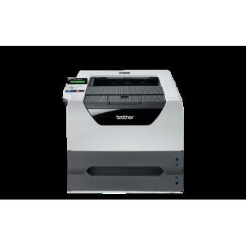 Imprimanta Laser BROTHER HL-5380DN, Monocrom, 30 ppm, 1200 x 1200, Duplex, Retea, USB, Toner si Unitate Drum Noi, Second Hand Imprimante Second Hand