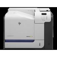 Imprimanta Laser Color Hp 500 M551DN, Duplex, A4, 33ppm, 1200 x 1200dpi, USB, Retea, Tonere Noi