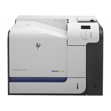 Imprimanta laser color Hp 500 M551DN, USB, Retea, Duplex, 33 ppm, 1200 x 1200 dpi Imprimante Second Hand