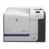 Imprimanta laser color Hp 500 M551DN, USB, Retea, Duplex, 33 ppm, 1200 x 1200 dpi, Fara Cartuse, Second Hand Imprimante Second Hand