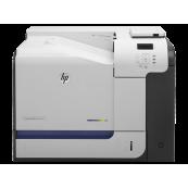 Imprimanta laser color Hp 500 M551DN, USB, Retea, Duplex, 33 ppm, 1200 x 1200 dpi, Toner Low Imprimante Second Hand