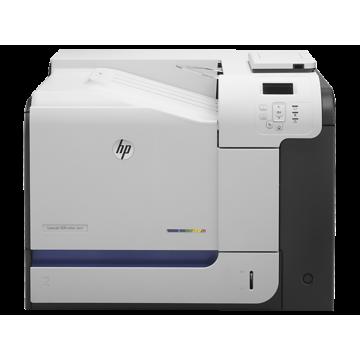 Imprimanta Laser Color Hp 500 M551N, USB, Retea, 33 ppm, 1200 x 1200 dpi Imprimante Second Hand