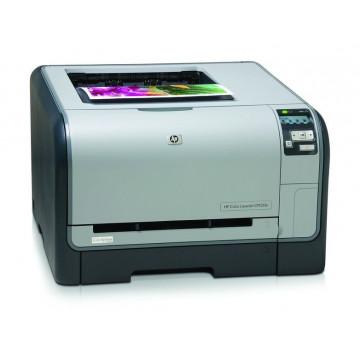 Imprimanta Laser Color HP CP1515n, A4, 12ppm, 600 x 600 dpi, Retea, USB Imprimante Second Hand