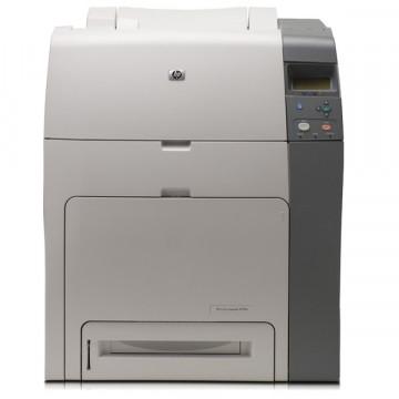 Imprimanta laser Color HP LaserJet 4700n, 30 ppm, 160 mb, Cartuse consumate Imprimante Second Hand