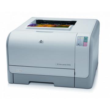 Imprimanta laser color HP LaserJet CP1215, 12ppm, 600 x 600 Imprimante Second Hand