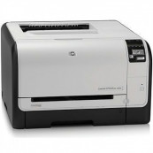Imprimanta Laser Color HP LaserJet CP1525N, A4, 12 ppm, 600 x 600, Retea, USB Imprimante Second Hand