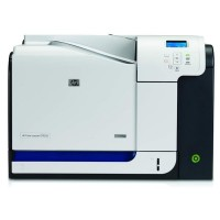 Imprimanta Laser Color HP LaserJet CP3525, 30 ppm, 1200 x 600, Retea, USB