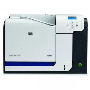 Imprimanta Laser Color HP LaserJet CP3525, 30 ppm, 1200 x 600, Retea, USB, Second Hand Imprimante Second Hand