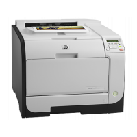 Imprimanta Laser Color HP LaserJet Pro 400 M451dn, Duplex, Retea, USB, 21ppm, Fara Cartuse