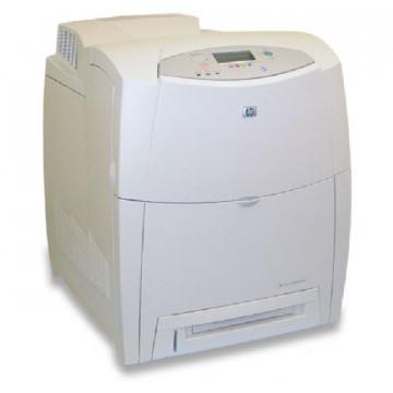 Imprimanta Laser Color HP4600dn, Paralel, Retea, 17 ppm, Duplex Imprimante Second Hand