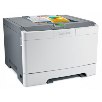 Imprimanta Laser Color LEXMARK C540N/C543N/C544, Retea, USB, 20/21ppm Imprimante Second Hand