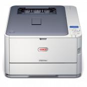 Imprimanta Laser Color OKI C531DN, Duplex, A4, 31ppm, 1200 x 600dpi, Retea, USB Imprimante Second Hand
