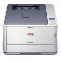 Imprimanta Laser Color OKI C531DN, Duplex, A4, 31ppm, 1200 x 600dpi, Retea, USB